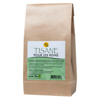 Tisane dépurative pour les reins