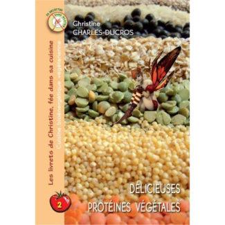 Livre 2 : Délicieuses protéines végétales